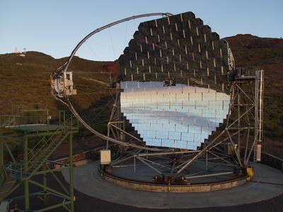 Magic telescopi