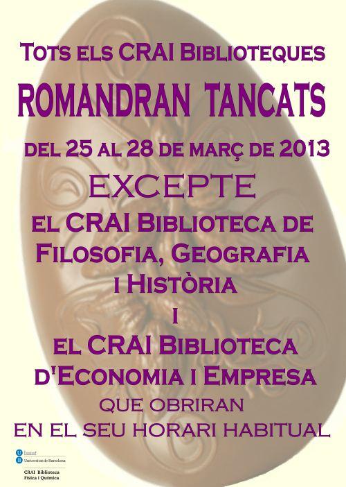 cartell SSanta2013