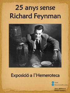 25 anys sense Richard Feynman