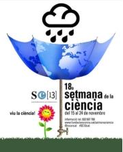 setmana de la ciencia 2013