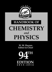 crc handbook 94th